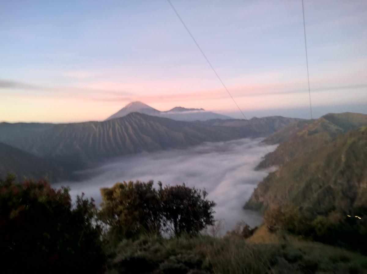 Midnight Trip To Mount Bromo Debby Arintika Madakaripura