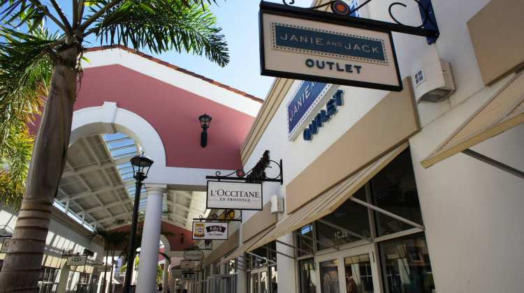 Orlando Premium Outlets International Drive.